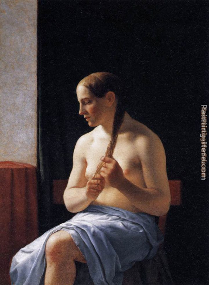 Christoffer Wilhelm Eckersberg Paintings for sale